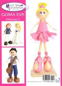 Download Download Manos Maravillosas Goma Eva Fofuchas 2   Arcilla de