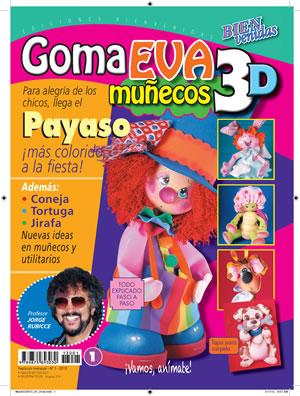 Bienvenidas Goma Eva Muñecos En 3d Payaso Arcilla De Metal Tienda De Manualidades Con Art Clay Silver Precious Metal Clay Pmc Fimo Sculpey Premo